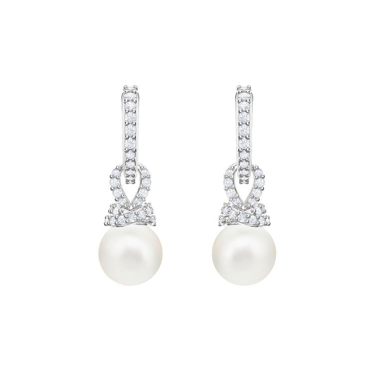 Swarovski Originally Drop Pearl Earrings 5461080