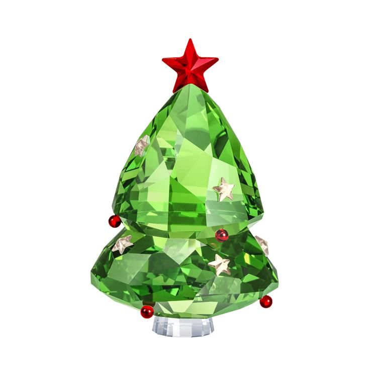 Swarovski Christmas Tree Green 5464888