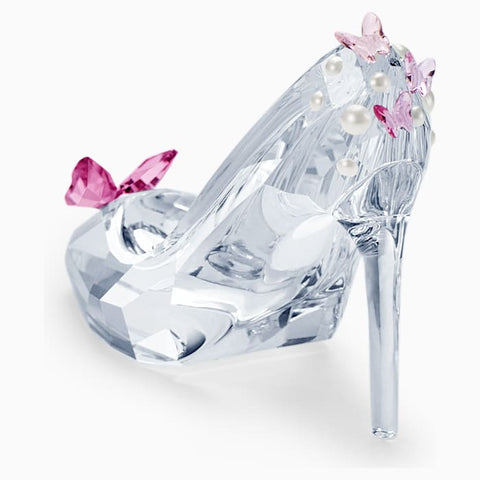 Swarovski Crystal Shoe With Butterfly 5493714