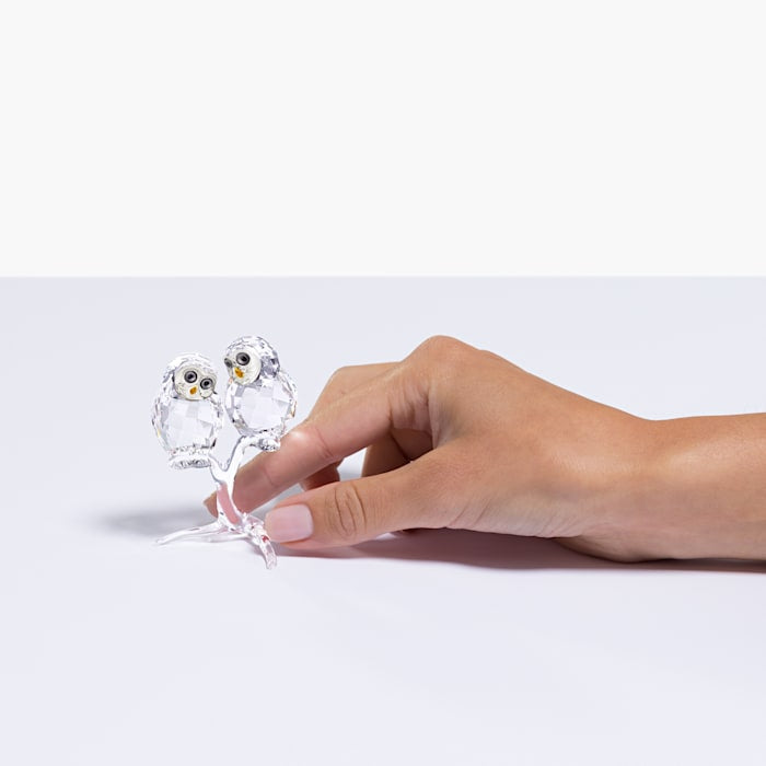 Swarovski Owl Couple 5493722