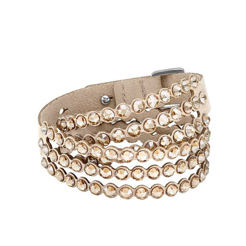 Swarovski Power Collection Bracelet Beige 5494230
