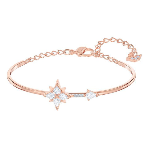 Swarovski Symbolic Rose Gold Bangle 5494338