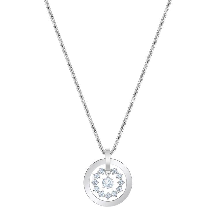 Swarovski Further Silver Necklace 5499001