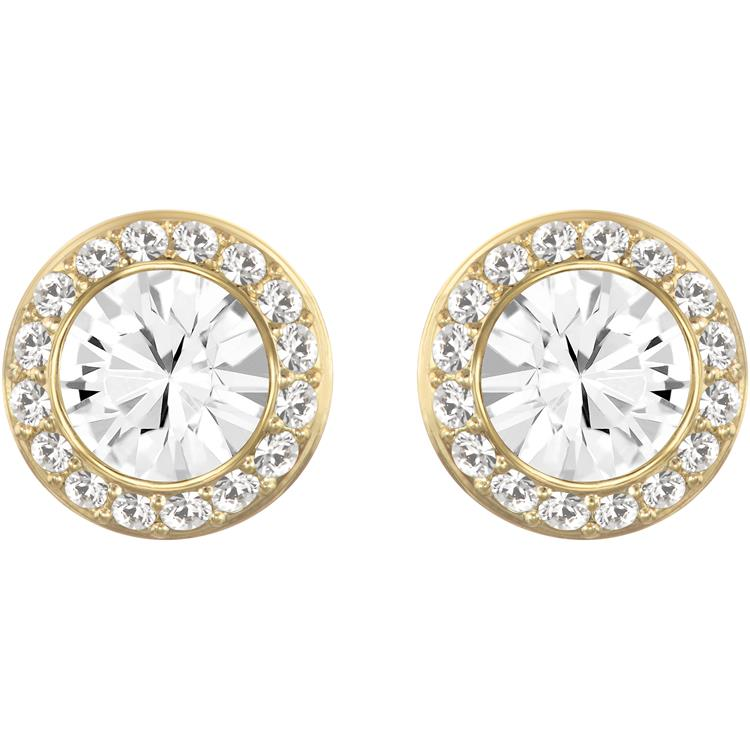 Swarovski Angelic Gold Stud Earrings 5505470