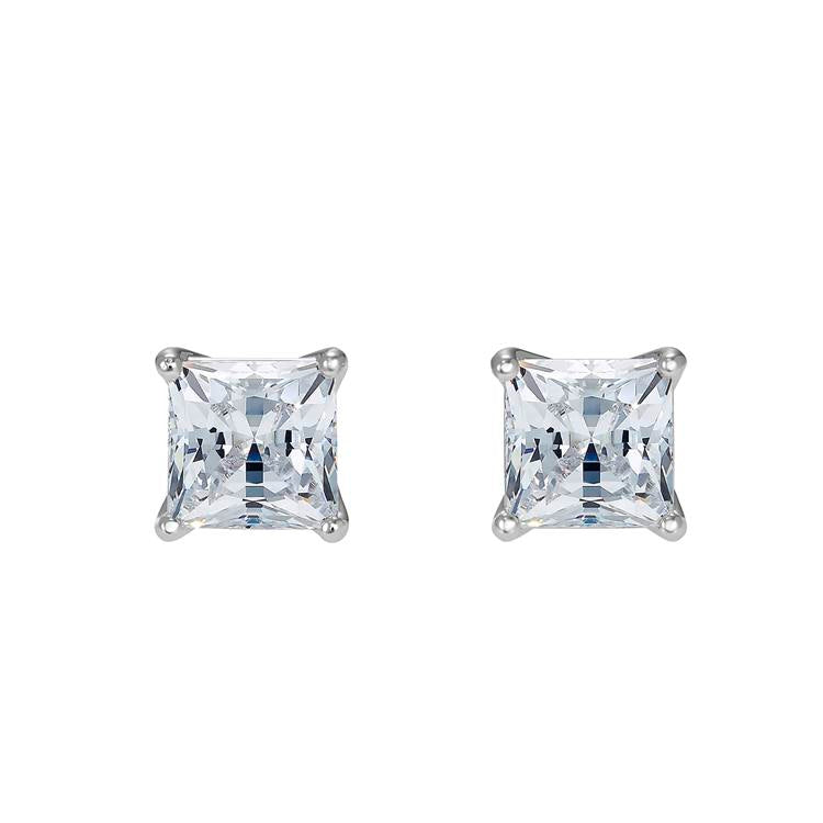Swarovski Attract Square Stud Earrings 5509936