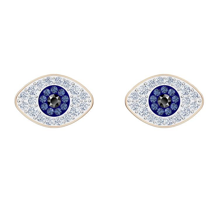 Swarovski Symbolic Evil Eye Stud Earrings 5510067