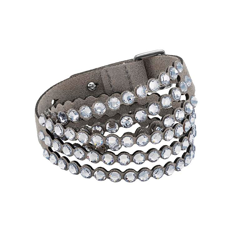 Swarovski Power Collection Bracelet Gray 5511698