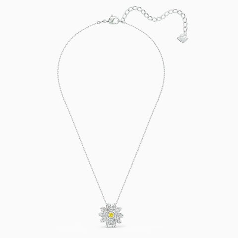 Swarovski Eternal Flower Pendant Yellow 5512662
