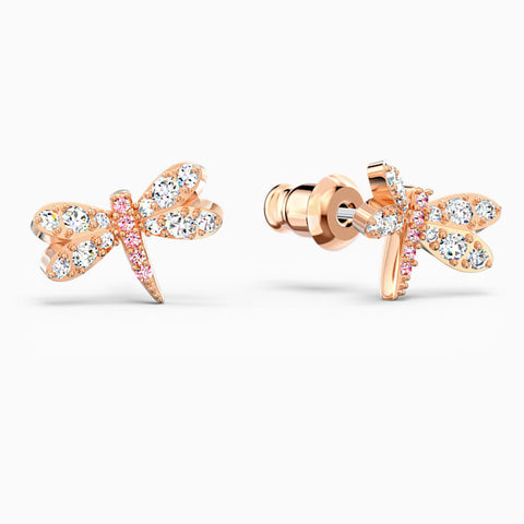 Swarovski Eternal Flower Dragonfly Set 5518141