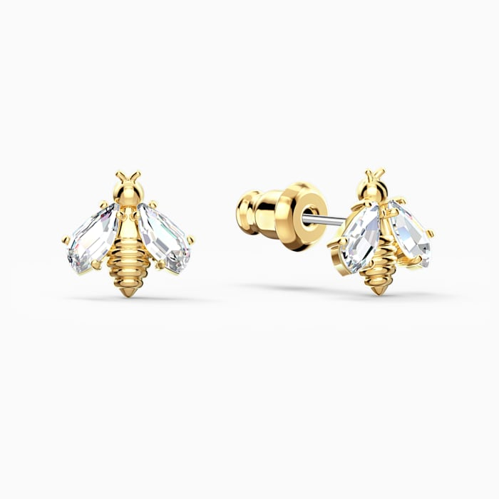 Swarovski Eternal Flower Bee Stud Earrings 5518143