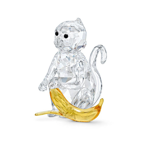 Swarovski Monkey with Banana 5524239
