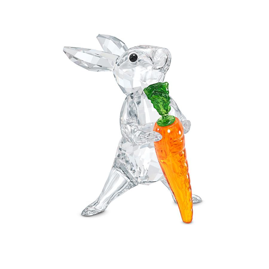 Swarovski Rabbit with Carrot 5530687