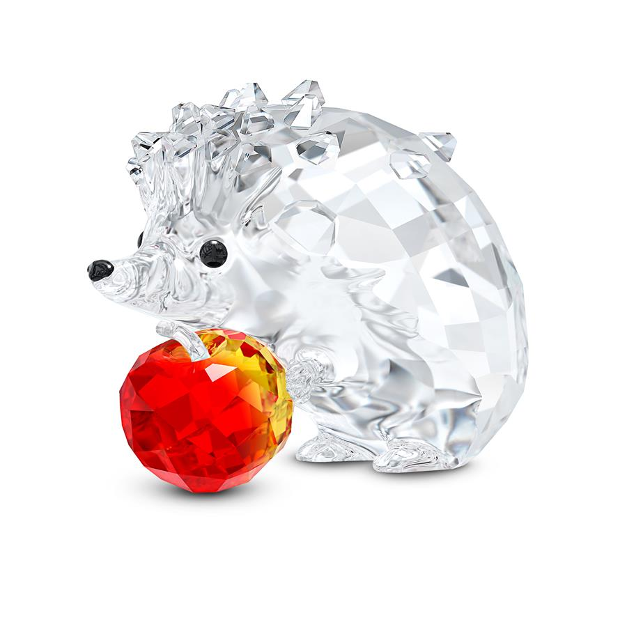 Swarovski Hedgehog with Apple 5532203