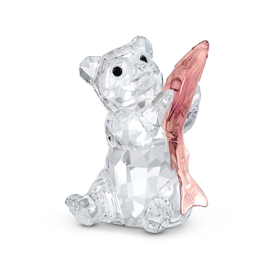 Swarovski Bear with Fish 5536772