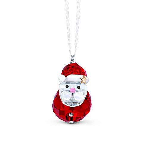 Swarovski Rocking Santa Ornament   5544533