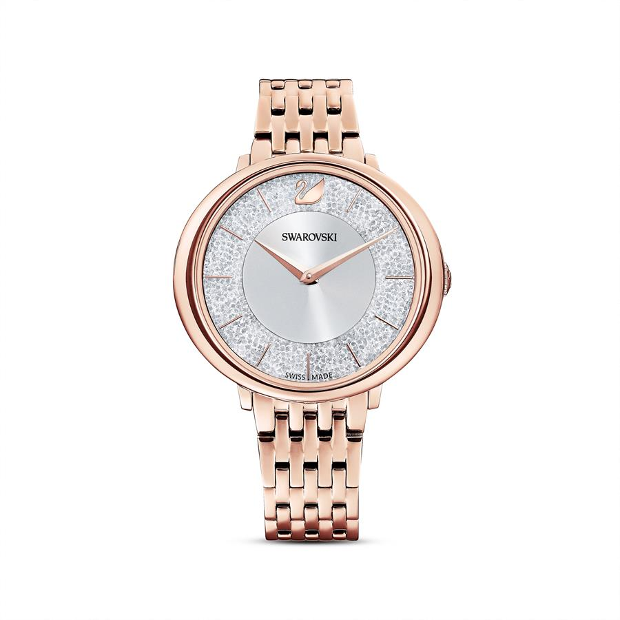 Swarovski Crystalline Chic Watch Rose Gold 5544590