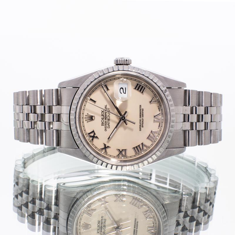 Pre-Owned Rolex Datjust 36 16220