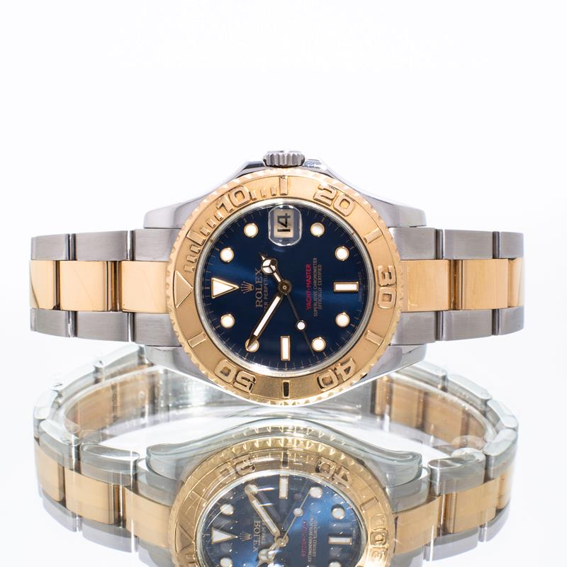 Pre-Owned Rolex Yacht-Master 35 168623