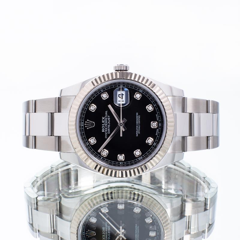 Pre-Owned Rolex Datejust 41 126334