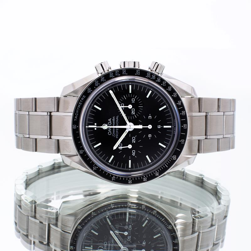Pre-Owned Omega Speedmaster Professional Moonwatch 31130423001006