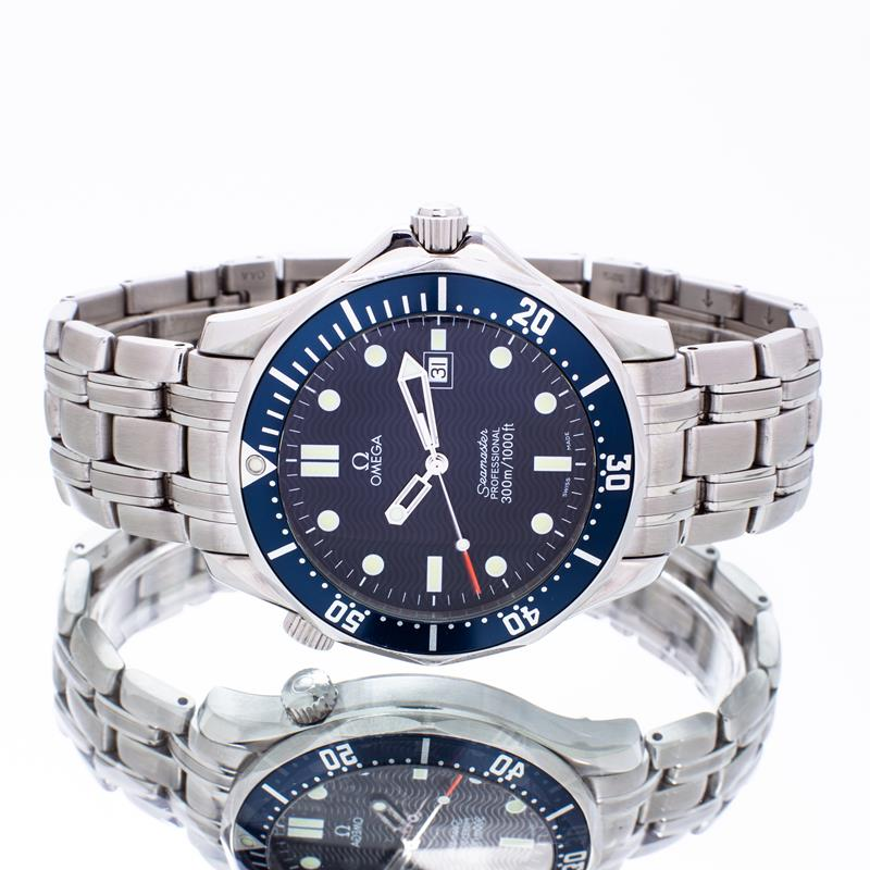 Pre-Owned Omega Seamaster 300M 25418000