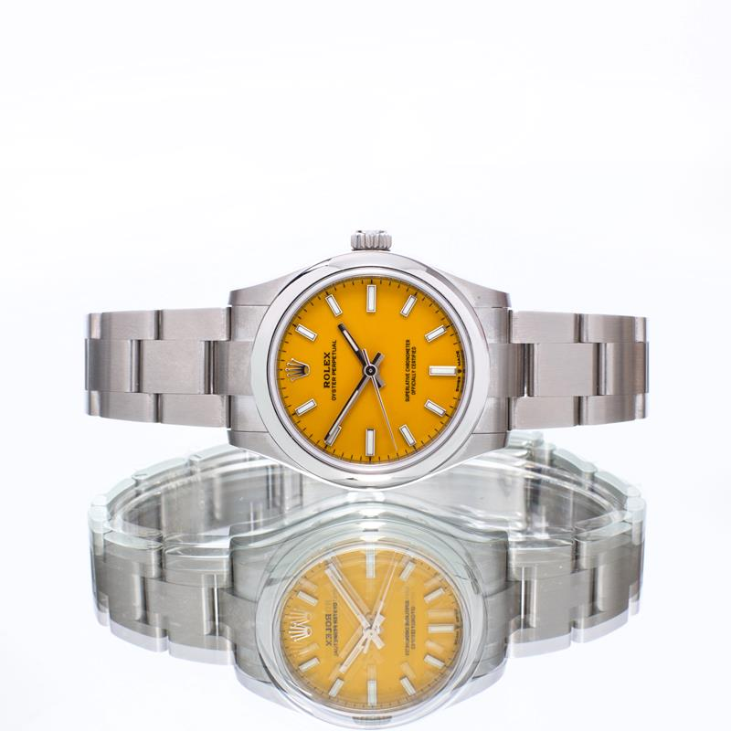Pre-Owned Rolex Oyster Perpetual 31 277200