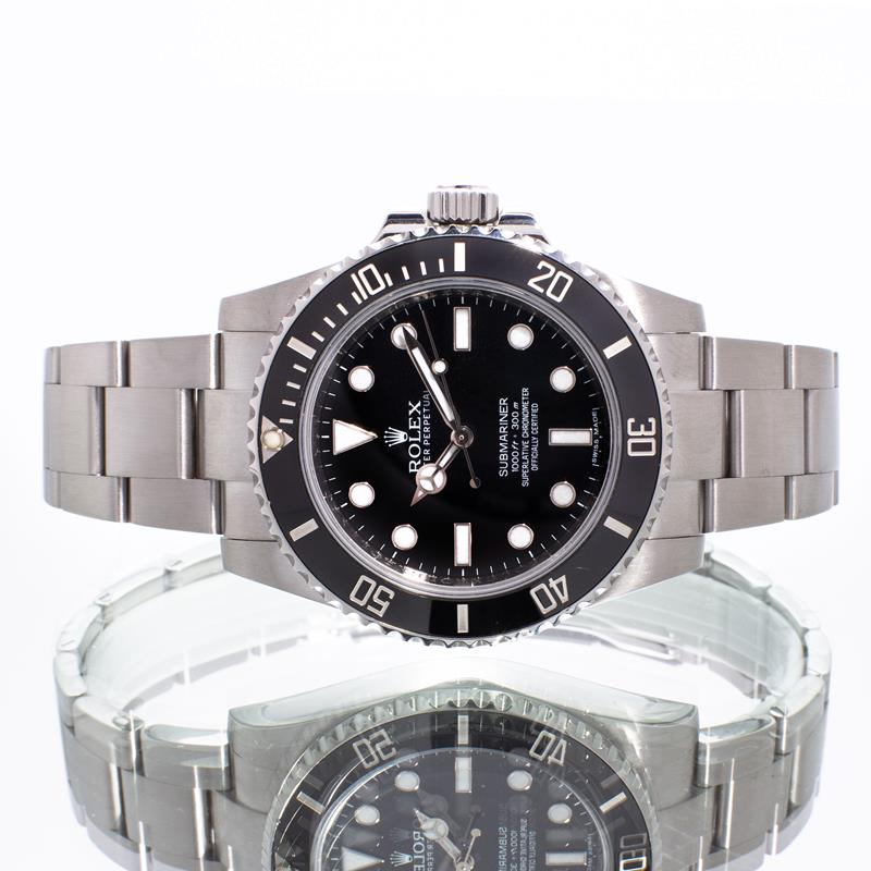 Pre-Owned Rolex Submariner 114060
