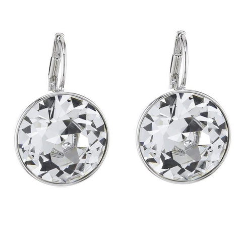 Swarovski Bella Round Crystal Earrings 883551