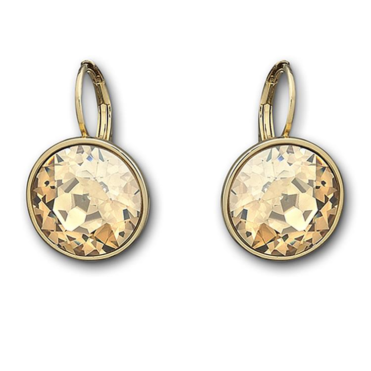 Swarovski Bella Gold Earrings 901640