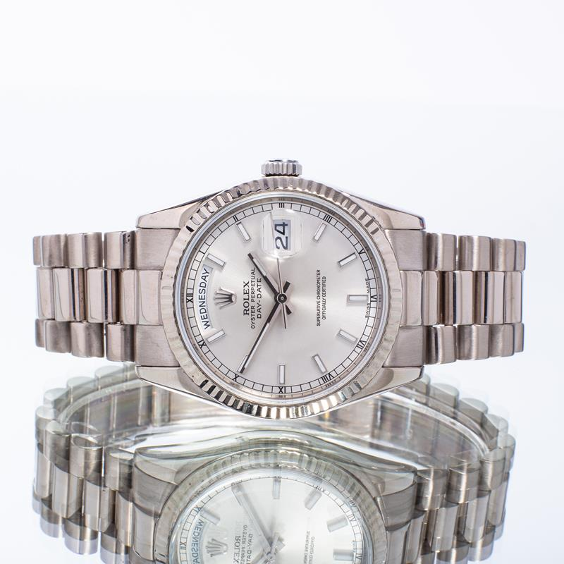 Pre-Owned Rolex Day-Date 36 118239