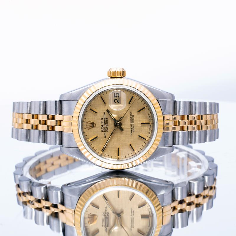 Pre-Owned Rolex Datejust 26 69173