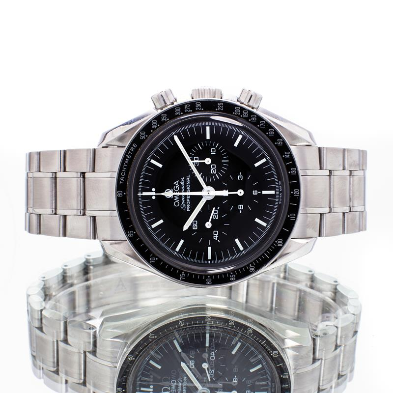 Pre-Owned Omega Speedmaster Professional Moonwatch 35705000
