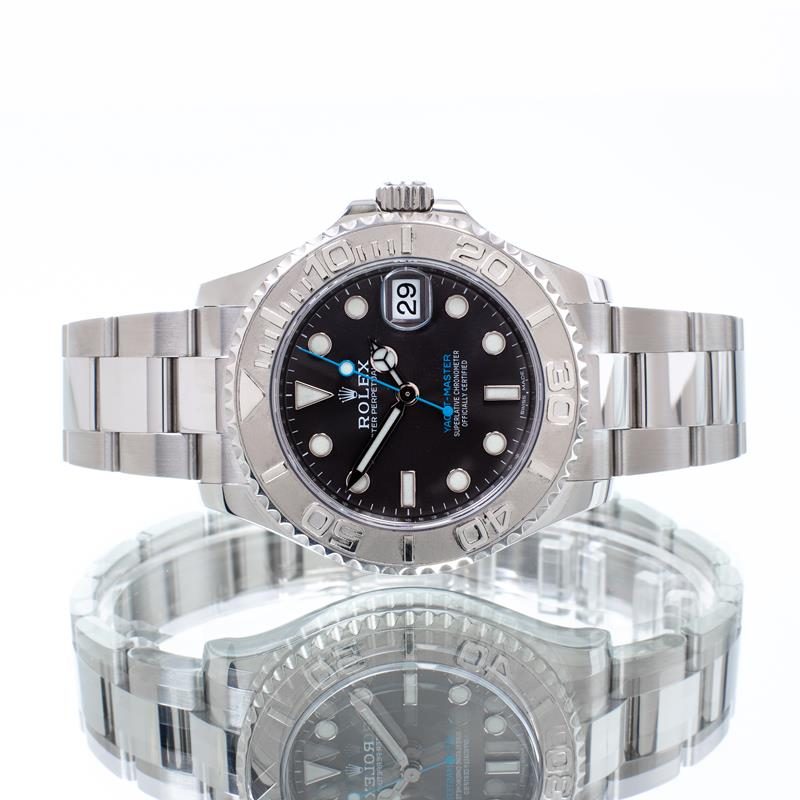 Pre-Owned Rolex Yacht-Master 37 268622