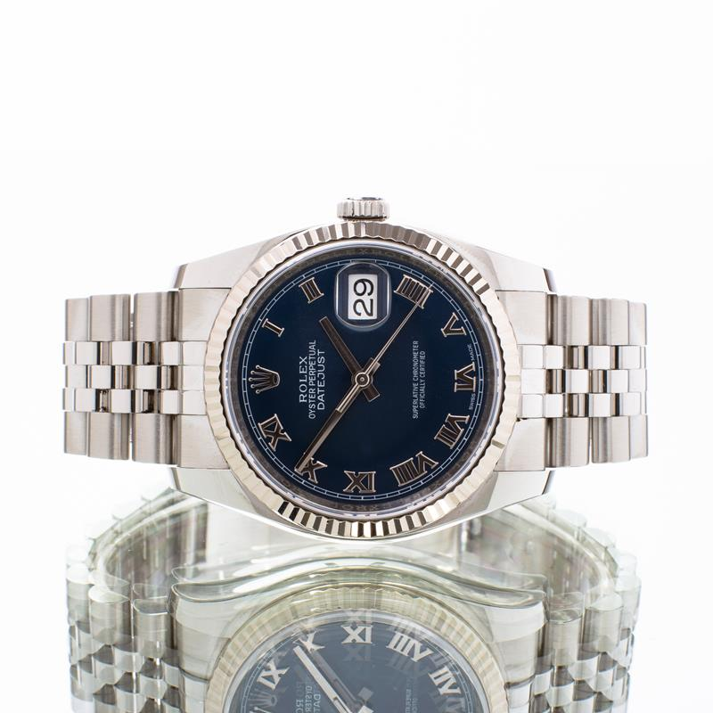 Pre-Owned Rolex Datejust 36 116234