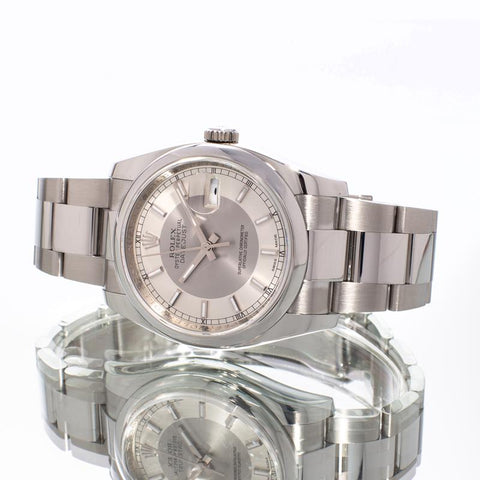 Pre-Owned Rolex Datejust 36 116200