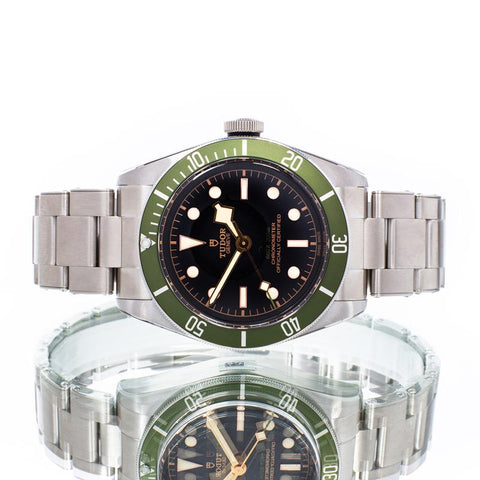 Pre-Owned Tudor Black Bay Harrods 79230G