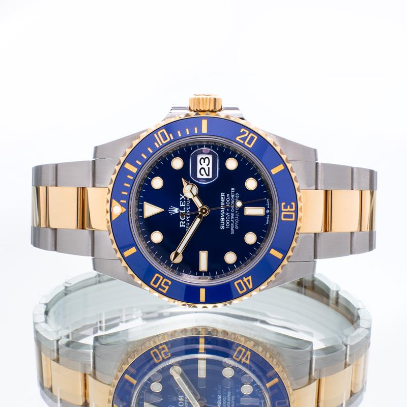 Pre-Owned Rolex Submariner Date 126613LB