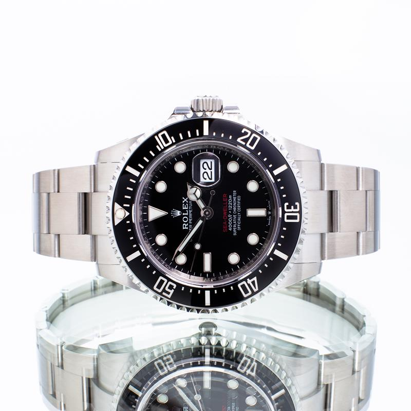 Pre-Owned Rolex Sea-Dweller 43 126600