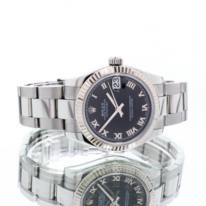 Pre-Owned Rolex Datejust 31 178274