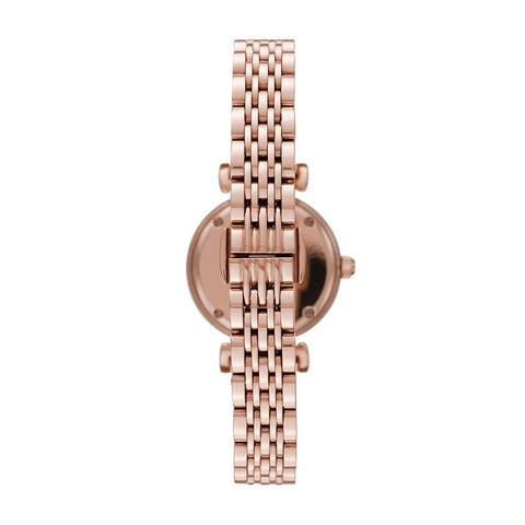 Emporio Armani Gianni T-Bar Pearl Watch AR11316