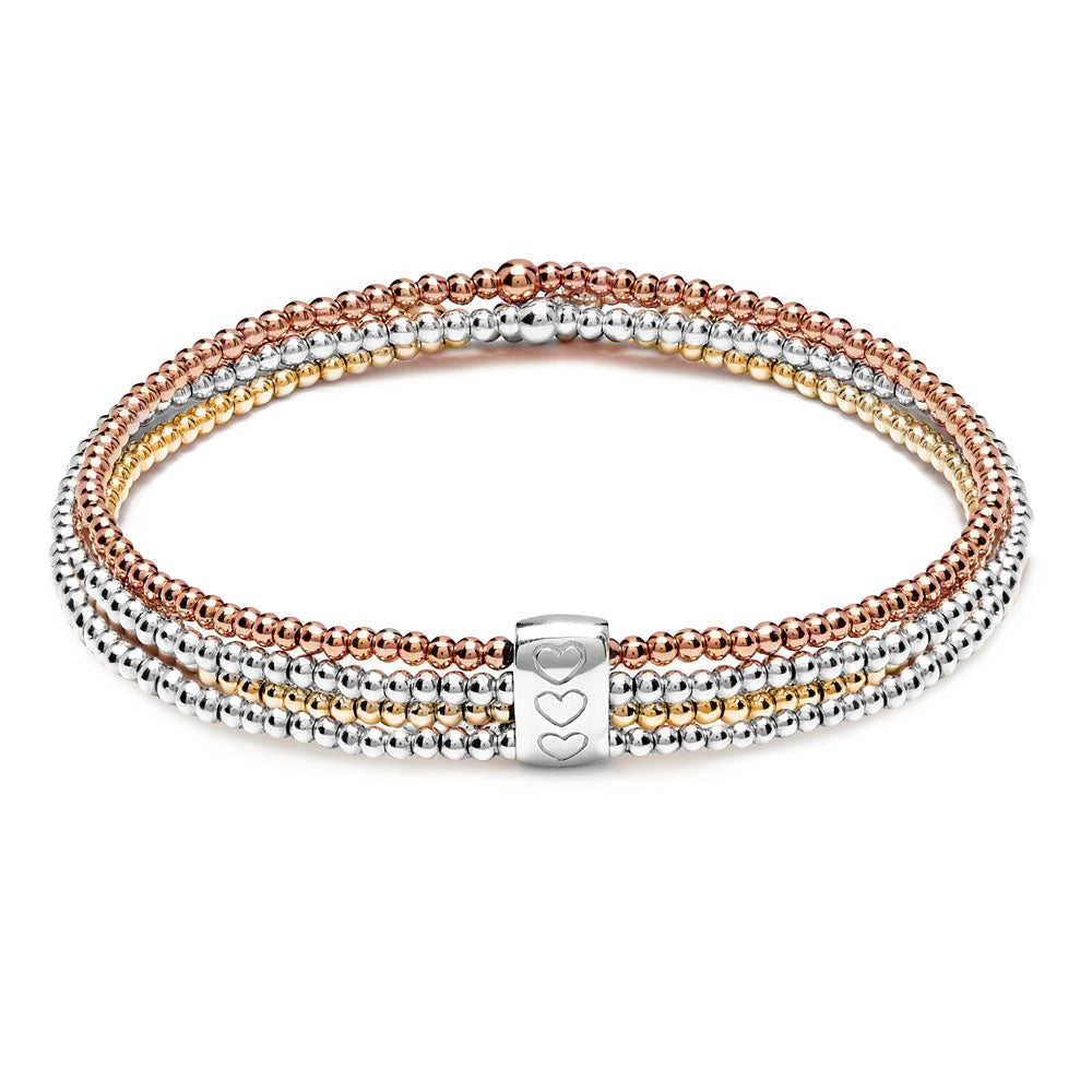 Annie Haak Coco Mixed Metals Loops Bracelet