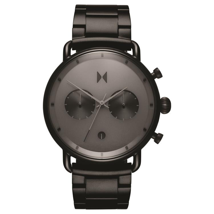 MVMT Blacktop Gents Bracelet Watch D-BT01-BB