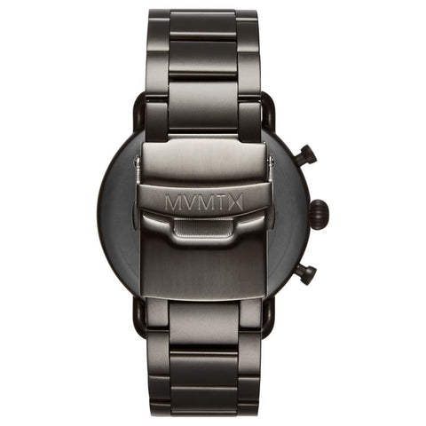 MVMT Blacktop Gents Bracelet Watch D-BT01-OLGU