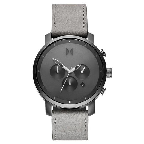 MVMT Chrono Gents Strap Watch D-MC01-BBLGR