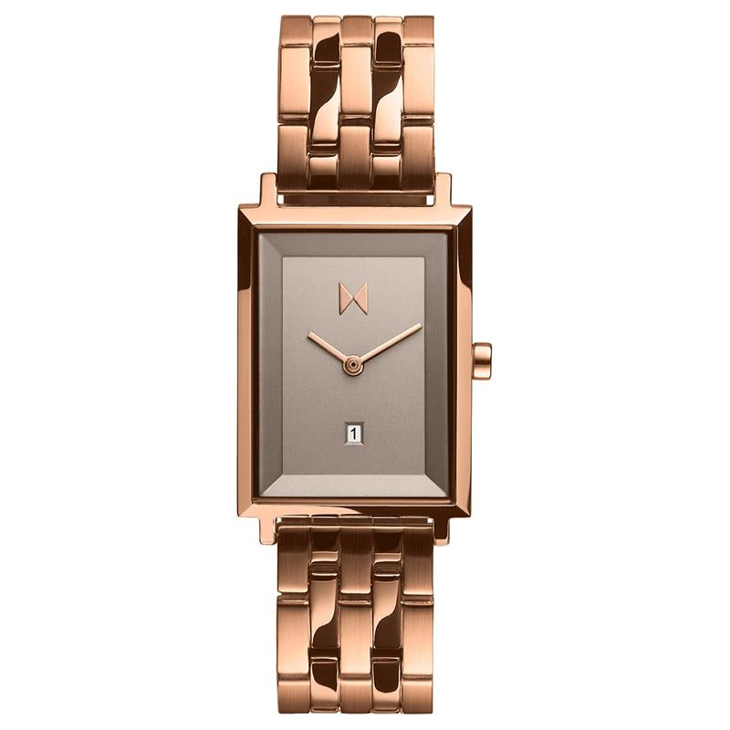 MVMT Signature Square Rose Gold Watch D-MF03-RG