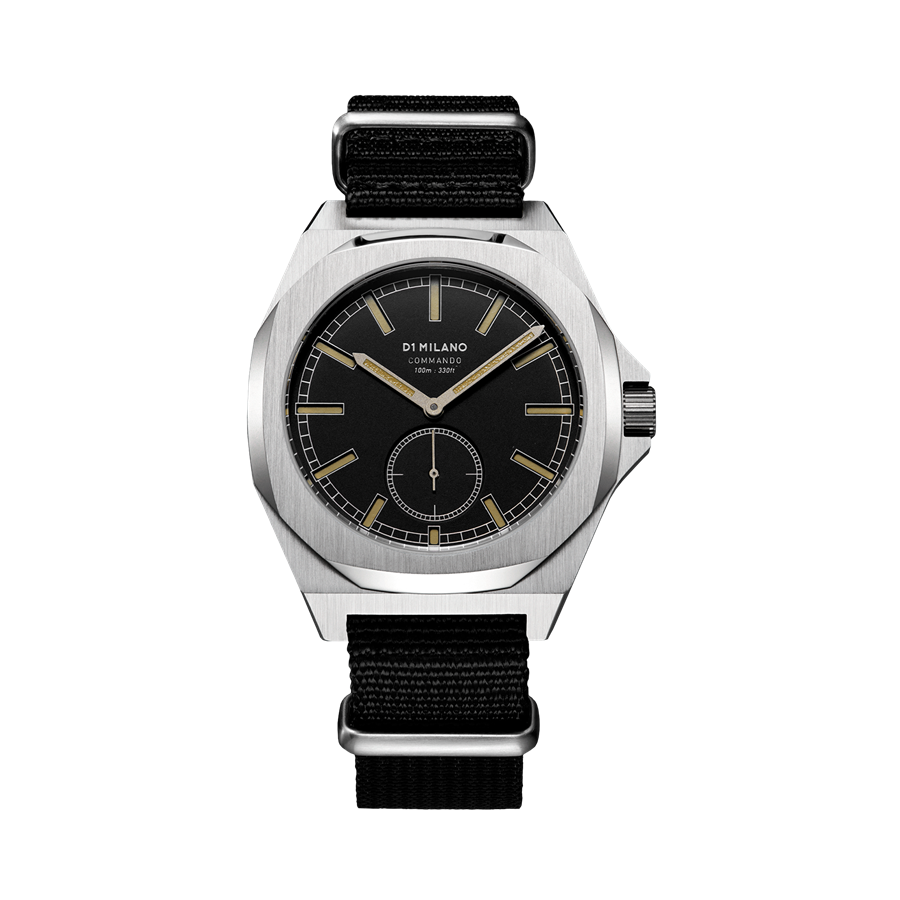 D1- Milano Commando Black Watch MTNJ04