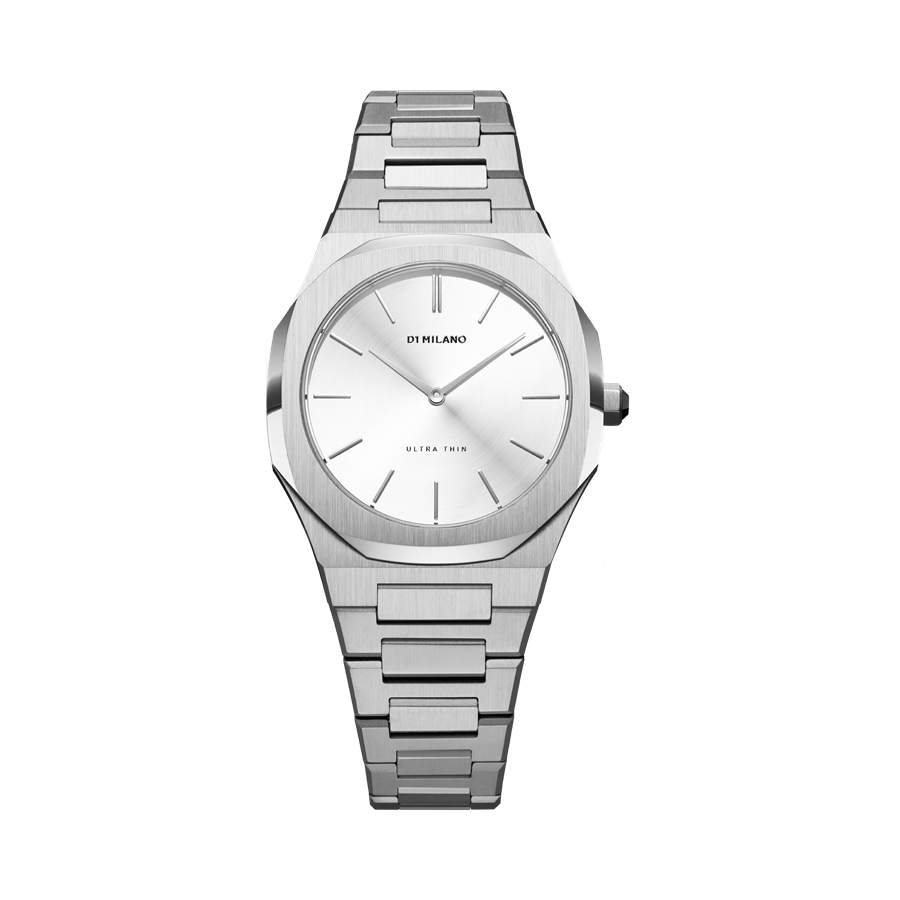D1- Milano Ultra Thin Stainless Steel Watch UTBL08