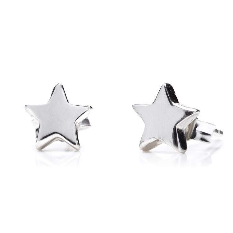 Annie Haak Tiny Boxed Star Stud Earrings