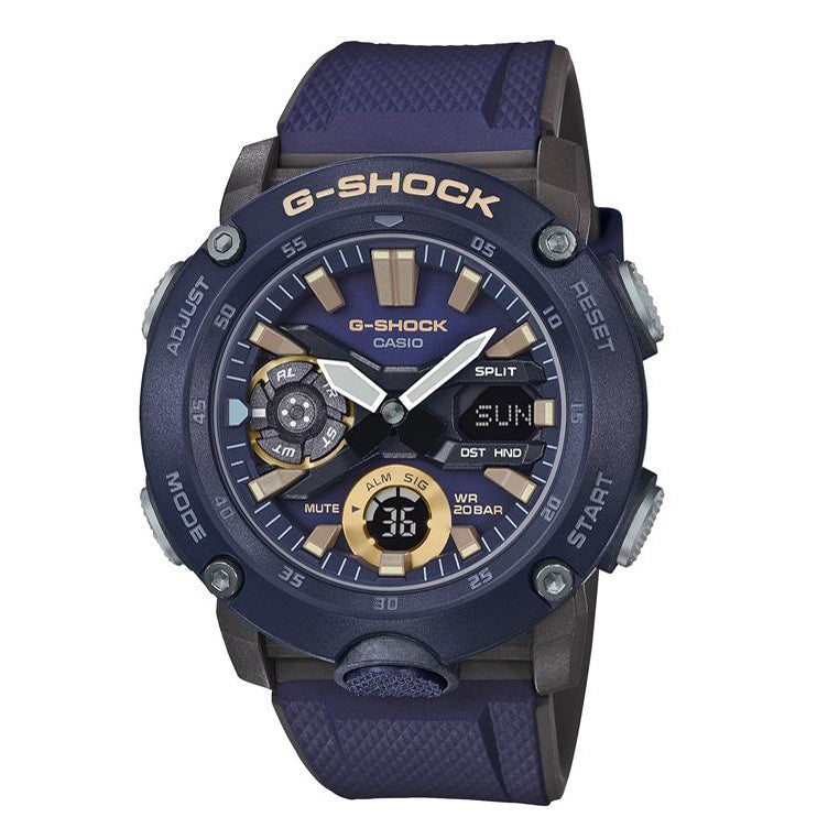 Casio G-Shock Carbon Core Guard Watch GA-2000-2AER