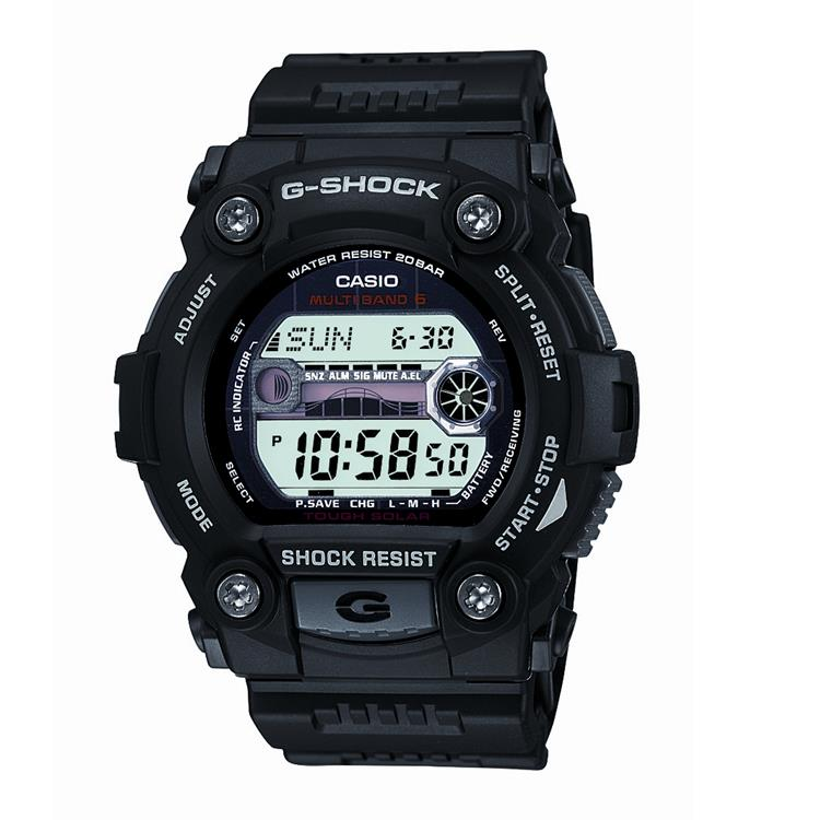 Casio G Shock Gents Strap Watch GW-7900-1ER
